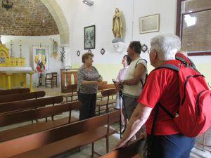 Vendredi 6 mai : Rando douce à la chapelle de Gabet
