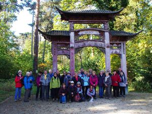 Le Bois de Vincennes, le tour du Bois par les lacs et le ruisseau de Gravelle