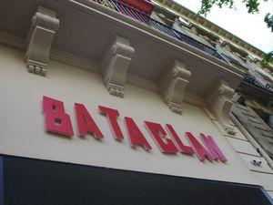 En mémoire aux victimes du Bataclan