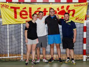 Résultats : Tournoi du Téléthon de Joué les Tours