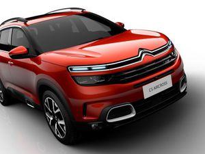 Automobile : Nouvelle Citroën C5 Aircross pour la Chine puis pour l'Europe