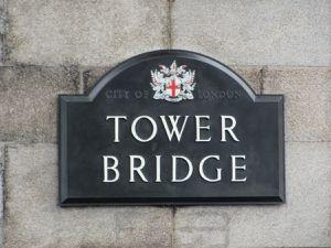Petite traversée de Tower Bridge