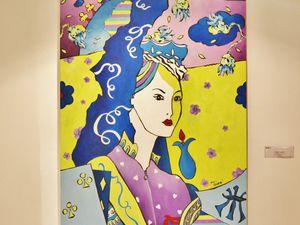 L'artiste Edith Taïoni expose au Sofitel Marrakech Lounge &amp&#x3B; Spa du lundi 25 mai au mardi 30 juin.