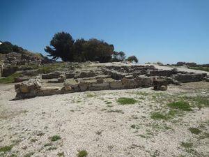 Eraclea Minoa: un luogo fuori dal tempo e dallo spazio. La bellezza e il fascino della storia, malgrado l'incuria