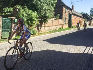 27 août Amiens-Gerberoy-Amiens 165km