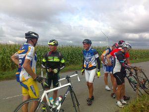 6 septembre Balade en Santerre 140km