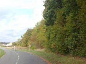 15 octobre : Fin de saison à Gerberoy 159km