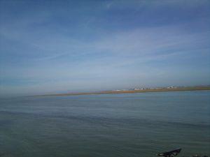 St Valéry sur Somme au soleil 140km