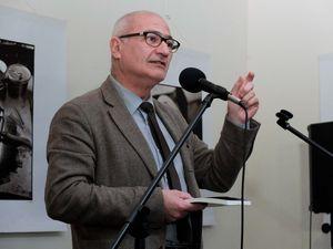 """Stéphane Laudier 'Pasolini, """"qui je suis"""", Thierry Renard, Jean-Gabriel Cosculluela, Andrea Iacovella, """"Un printemps sans vie brûle"""""""