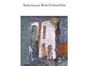 """Couverture """"Quand la maison revient"""", Michel Eckhard Elial"""