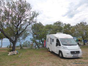 Dalmatie du nord et massif du Velebit