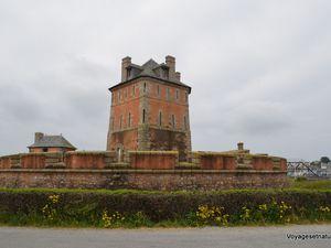 Camaret et la tour Vauban + la chapelle N-D de Rocamadour