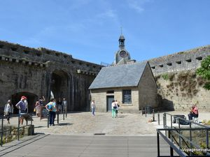 La ville close de Concarneau