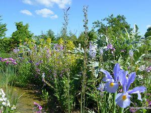 Le festival des jardins de Chaumont-sur-Loire