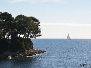 Marche autour du Cap-Ferrat (06)