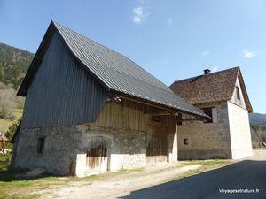 Le village de St-Hugues-de-Chartreuse