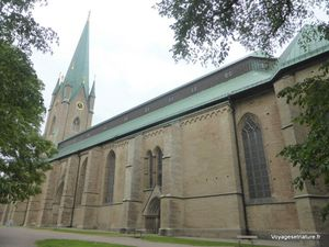 Cathédrale de Linkoping (retable de 1530)