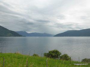 Du Sognefjord à Bergen