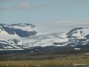 Glacier Hardangerjokulen