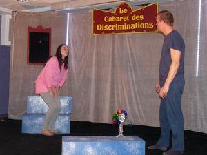 un spectacle théâtral pour lutter contre les discriminations