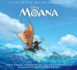 Vaiana (European Version) Moana (Original Motion Picture Soundtrack) (Deluxe Edition) [Album]