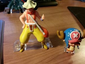 Collection One piece Numéro 2 et 3