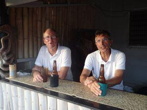 Bières locales, bière à terre, bière en mer