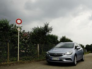 Essai Opel Astra Sports Tourer 1.6 cdti 110 ch Innovation