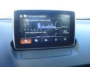 Essai Mazda CX-3 2.0 Skyactiv 120 ch BVA Dynamique