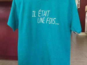 Quelques T-Shirts offerts