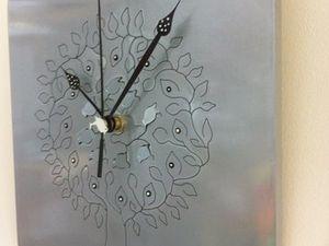 © CÉCIPOP : objets déco en bois et métal - marque-pages, serre-livres, pendules, miroirs, supports bijoux, supports clefs