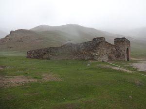 le projet de valorisation touristique de la communauté de la vallée de Tash-Rabat