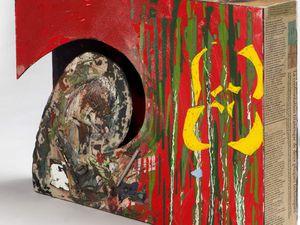 Peinture/Installation/Tsunami