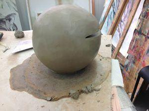 Sculpture/Maquette/Jardin
