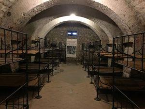 A l'intérieur du Fort de Vaux