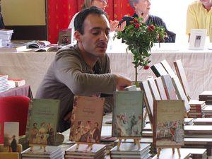 Beaux livres illustrés, artistiques, régionaux, audio… invités à l'antre des livres 2015