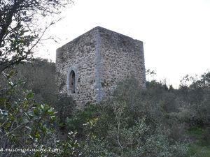 La chapelle et la tour