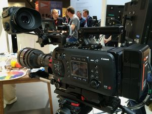 IBC 2016 on a fast track: Ozo's Nokia VR camera, Canon Eos C700, Adobe CC 2017 tools by S.Walker, J.Willett on DaVinci Resolve 12.5 new features & Atomos Shogun Inferno