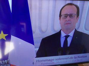 Pas de Panthéon politique pour François Hollande