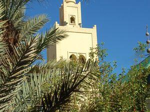 Maroc 2015. Architecture marocaine, Risani.