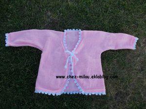c'est un tricot