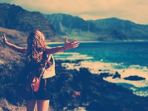 {Inspiration} Profiter, voyager, vivre !