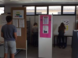 PREPARATION SALLE- ISOLOIR-BULLETIN VOTE