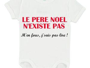 #E-SHOP : 7 bodys bébé originaux et humoristiques