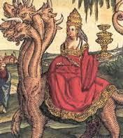 Les hiérophantes du Graal Noir voue toujours le même culte clandestin ( de notre point de vue) à la déesse rouge : Cybèle/Isis.