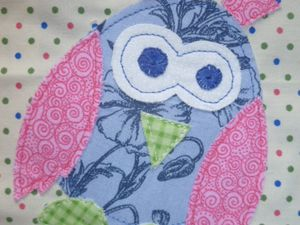 Couverture patch - 4
