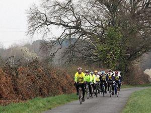 La Piste des Chevreuils ( Photos des Randonneurs Cyclistes Du Loir )
