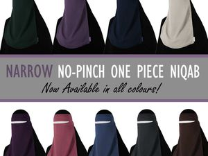 no pinch niqab