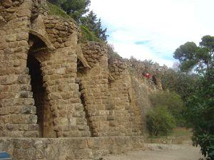 Barcelone - Parc Güell - Gaudi