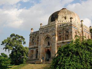 Delhi - Jardins des Lodhis